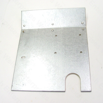 E-Type Lower Heat Shield