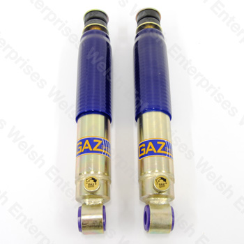 XK120 Front Shocks - GAZ