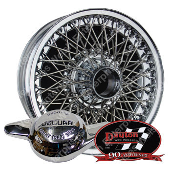 XK140 XK150 60 Spoke Dayton Wire Wheel