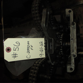 3.8 Engine E-Type Series 1 Used