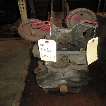 3.4 Engine XK150 Used