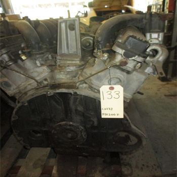 Jaguar V12 E-Type Engine Used