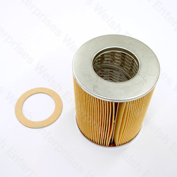 Oil Filter - Paper - XK140 MK7 MK8 MK9