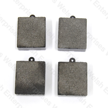 TRW Brake Pads, Front Or Rear