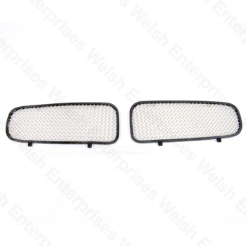 XJ6 Upper Mesh Grille Inserts (1995-1997)