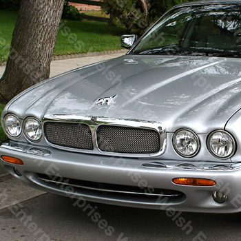 XJ8 Mesh Grille Inserts (1998-2003)