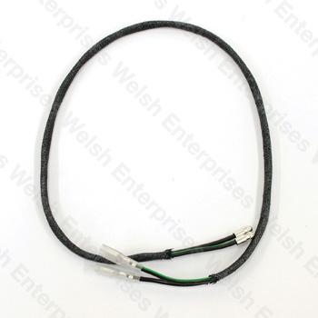 welsh enterprises inc jaguar e type series i heating cooling radiator fan wiring harness series i e type