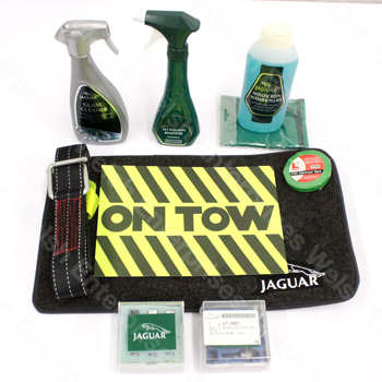 Jaguar Touring Kit