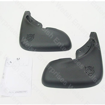 Rear Mud Flap Kit - S-Type