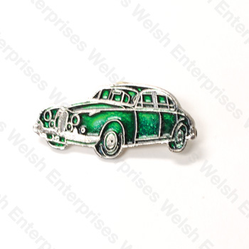 MK2 Lapel Pin - Green