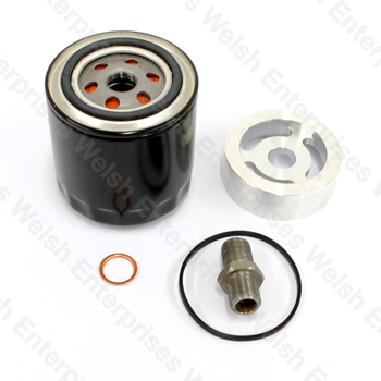 Spin On Oil Filter - XK150