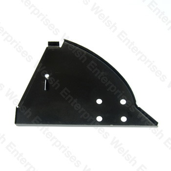 Sill To Bulkhead Panel - LH - E-Type (61-71) 2+2