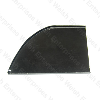 Sill End Panel - RH - E-Type (61-71)