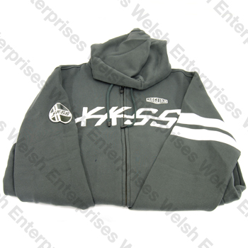 XKSS Zip Up Hoody (UK Double Extra Large US Extra Large)