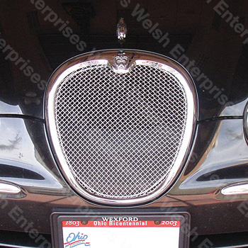S-Type Mesh Grille - (2000-2004)