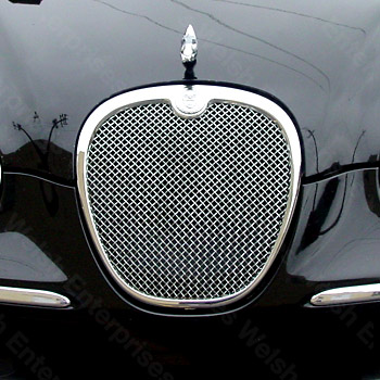 S-Type Mesh Grille (2005 & up)