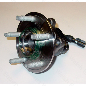 Front Hub and Bearing - S-Type (99-02)