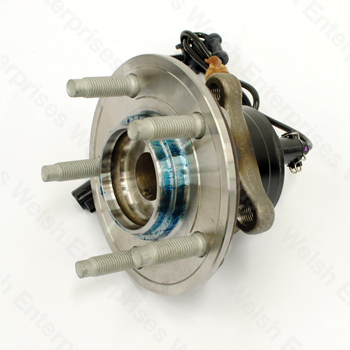 Front Hub and Bearing - S-Type (03-08) XF