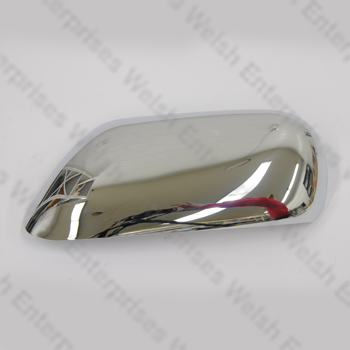 XJ Series X300 Chrome Mirror Back Cover